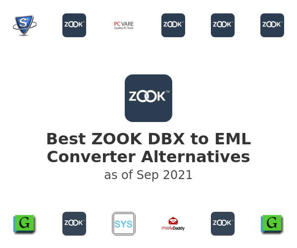 Best ZOOK DBX to EML Converter Alternatives