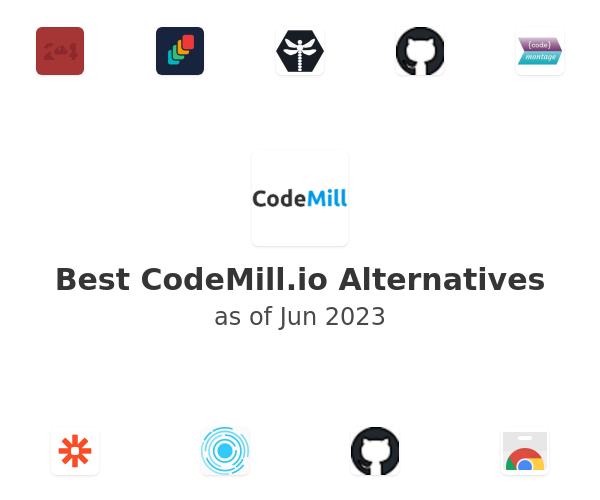 Best CodeMill Alternatives