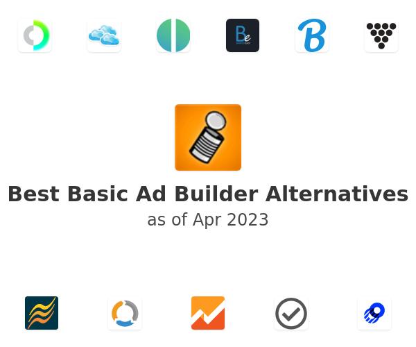 Best Basic Ad Builder Alternatives