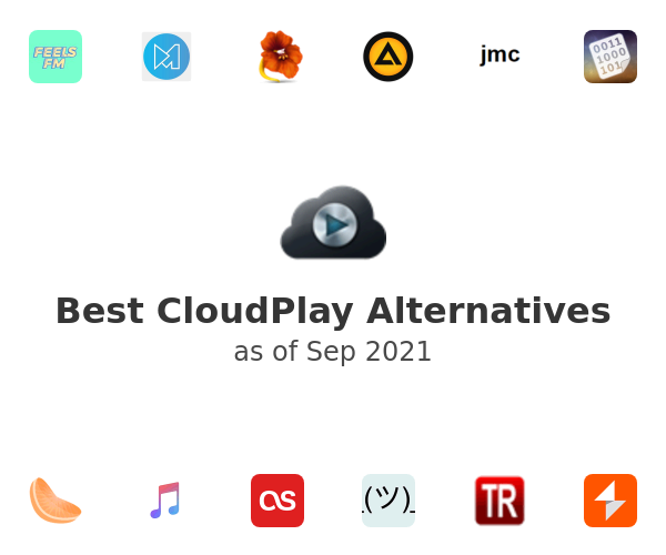 Best CloudPlay Alternatives