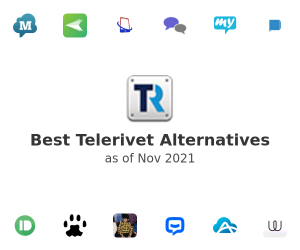 Best Telerivet Alternatives