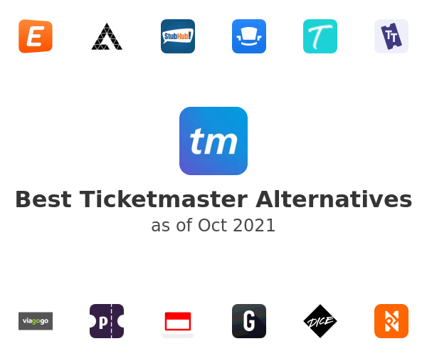 Best Ticketmaster Alternatives