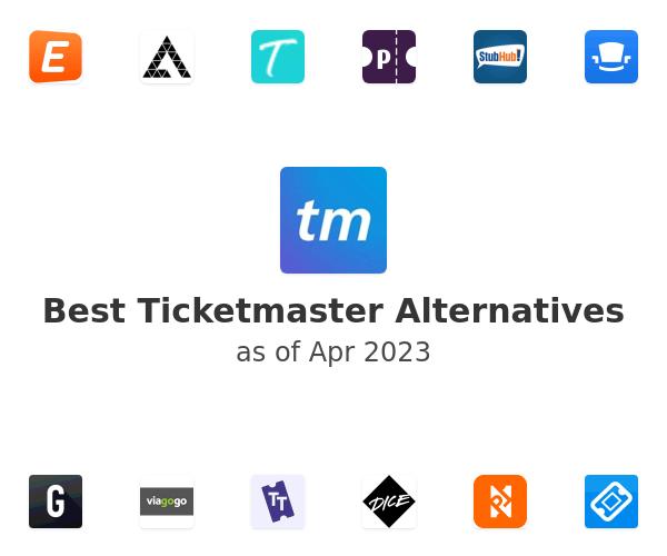 Best Ticketmaster Alternatives