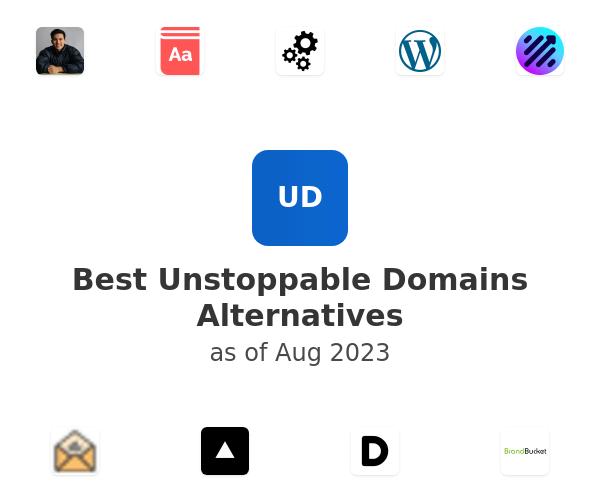 Best Unstoppable Domains Alternatives