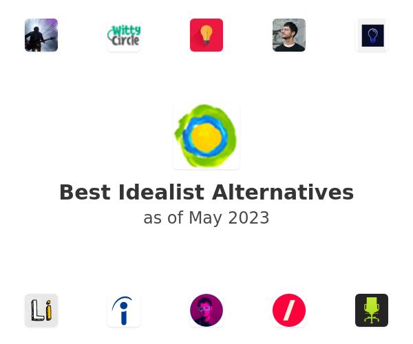 Best Idealist Alternatives