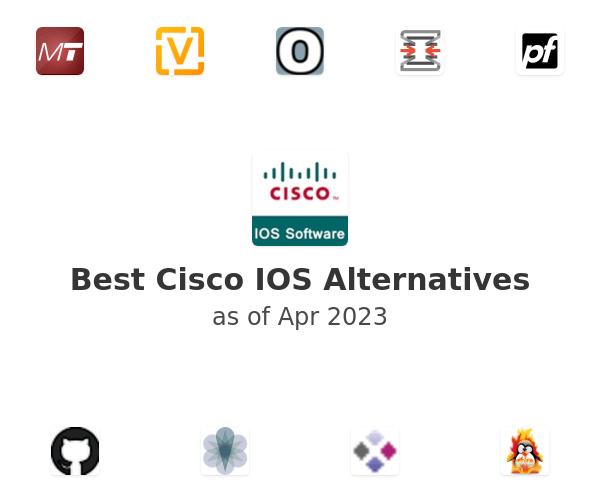 Best Cisco IOS Alternatives