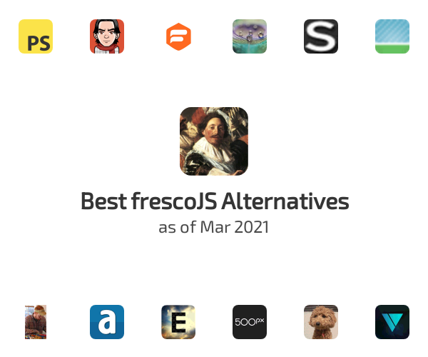 Best frescoJS Alternatives