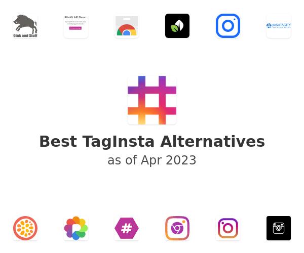 Best TagInsta.com Alternatives