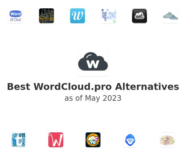 Best WordCloud.pro Alternatives