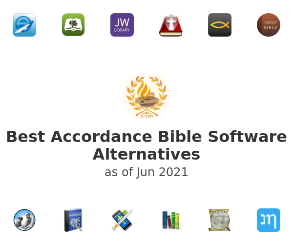 Best Accordance Bible Software Alternatives