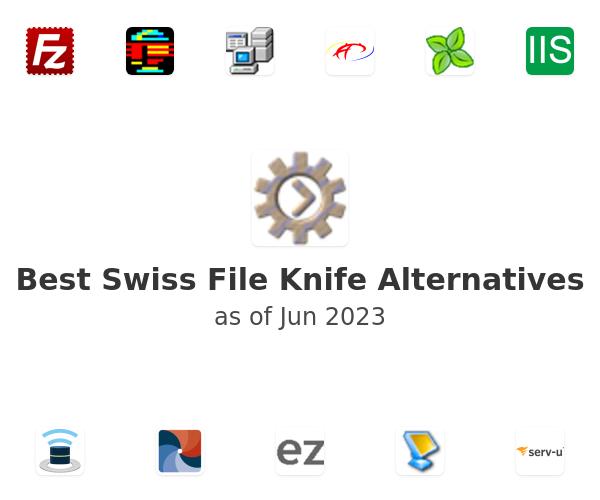 Best Swiss File Knife Alternatives