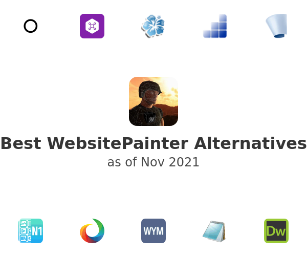 Best WebsitePainter Alternatives