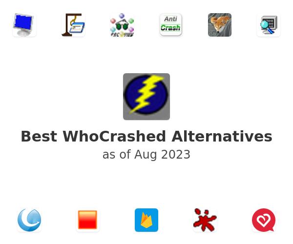 Best WhoCrashed Alternatives