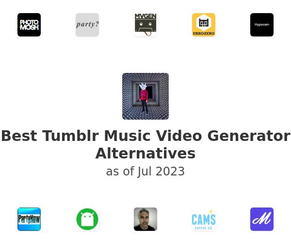 Best Tumblr Music Video Generator Alternatives