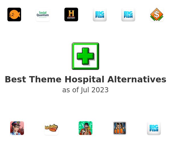 Best Theme Hospital Alternatives