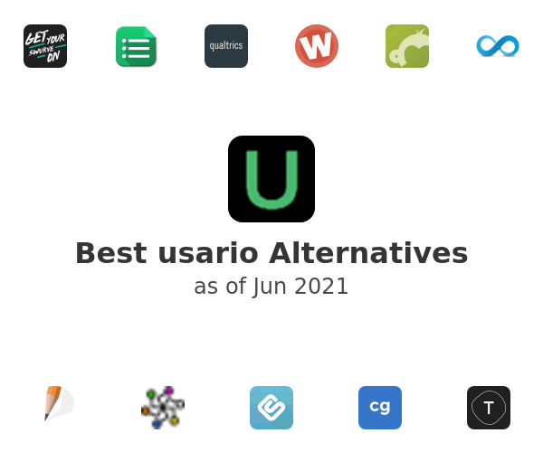 Best usario Alternatives
