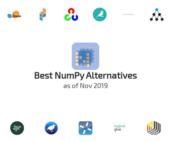 Best NumPy Alternatives