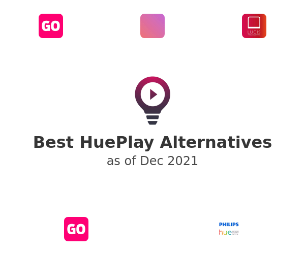 Best HuePlay Alternatives