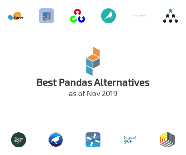 Best Pandas Alternatives