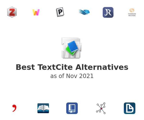 Best TextCite Alternatives