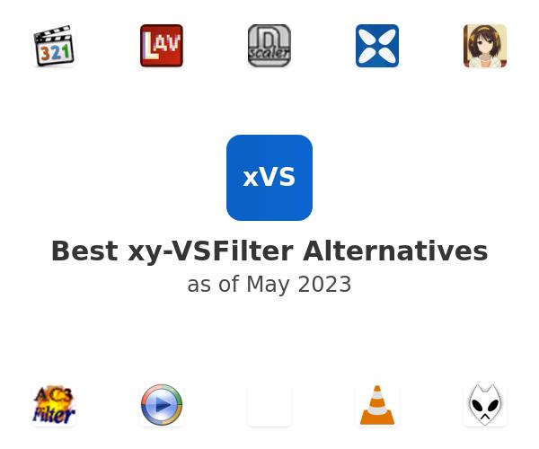 Best xy-VSFilter Alternatives