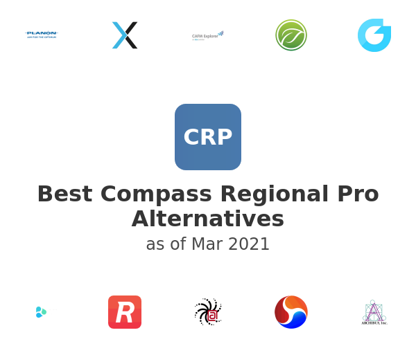 Best Compass Regional Pro Alternatives