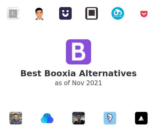 Best Booxia Alternatives