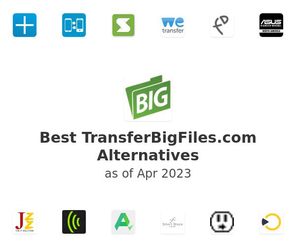 Best TransferBigFiles.com Alternatives