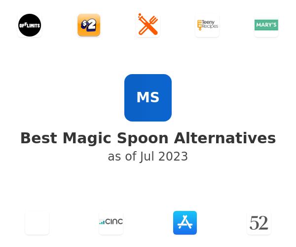 Best Magic Spoon Alternatives