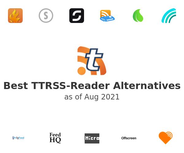 Best TTRSS-Reader Alternatives