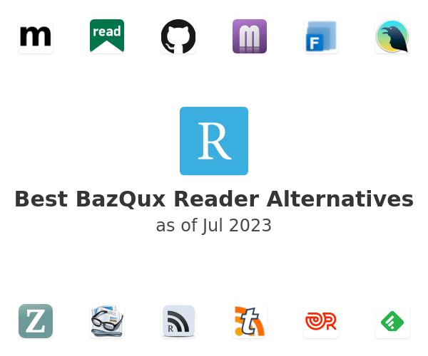 Best BazQux Reader Alternatives