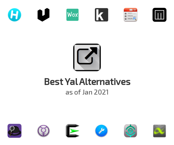 Best Yal Alternatives