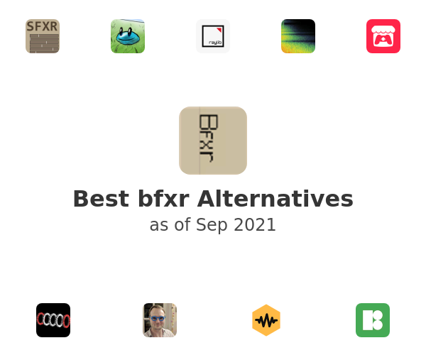 Best bfxr Alternatives