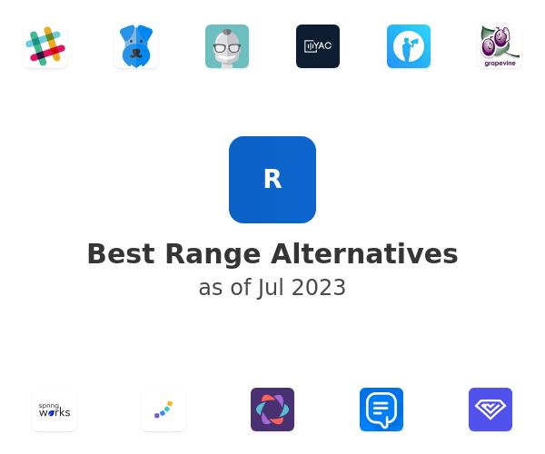 Best Range Alternatives