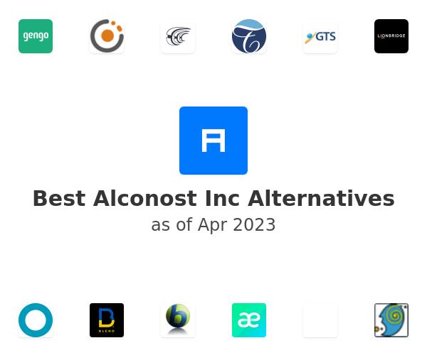 Best Alconost Inc Alternatives