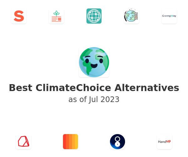 Best ClimateChoice Alternatives