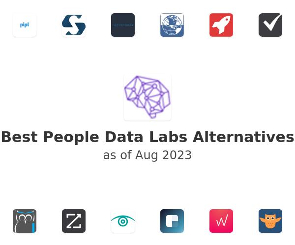Best People Data Labs Alternatives