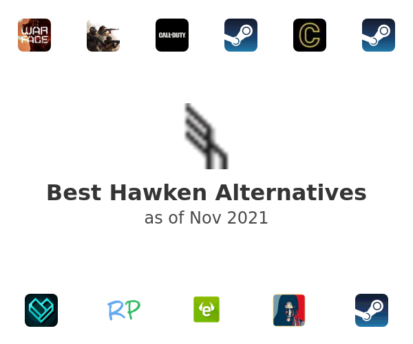Best Hawken Alternatives