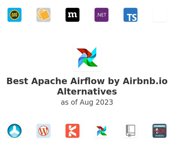 Best Apache Airflow by Airbnb.io Alternatives