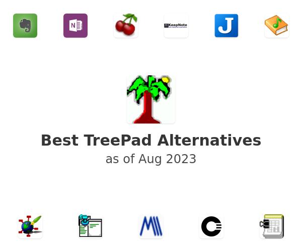 Best TreePad Alternatives