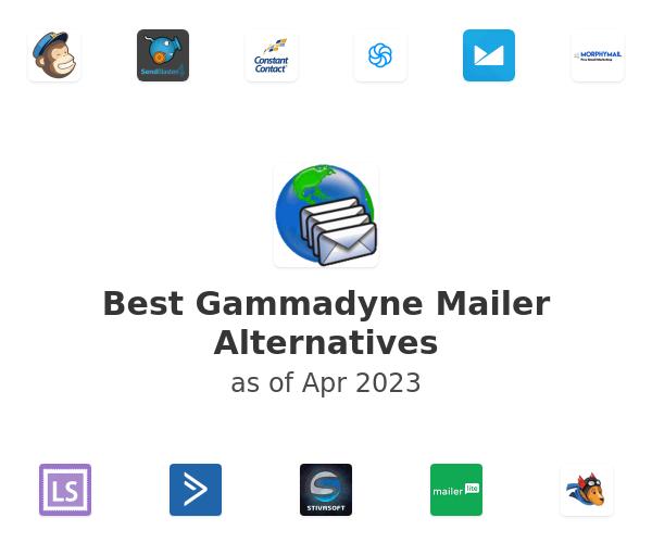 Best Gammadyne Mailer Alternatives