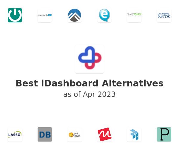 Best iDashboard Alternatives