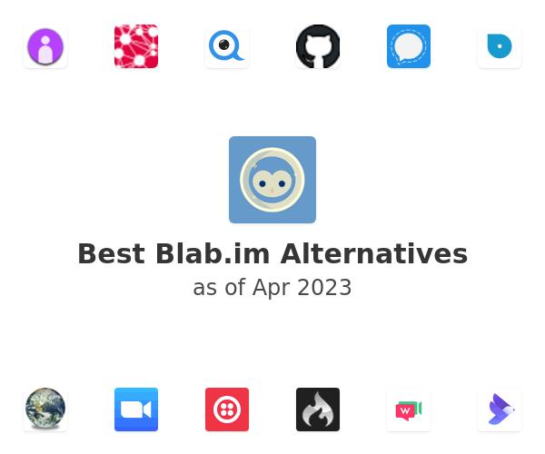 Best Blab.im Alternatives