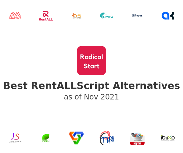 Best RentALLScript Alternatives