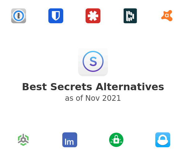 Best Secrets Alternatives