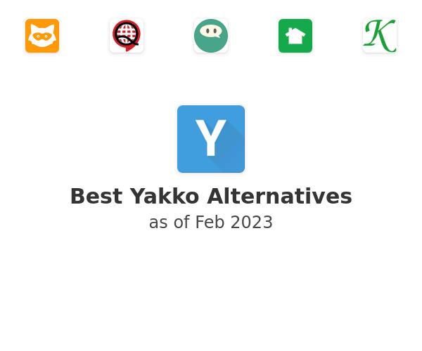 Best Yakko Alternatives