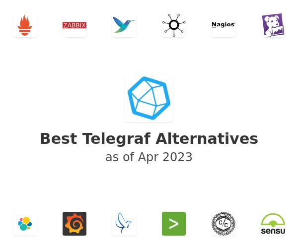 Best Telegraf Alternatives