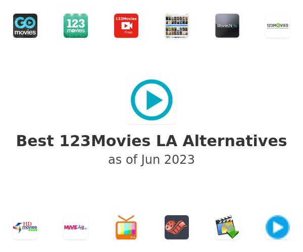 Best 123Movies LA Alternatives