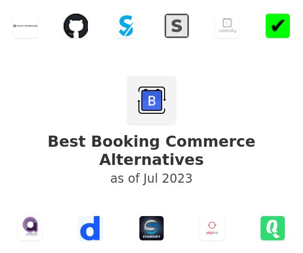 Best Booking Commerce Alternatives