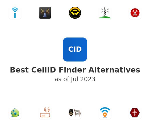 Best CellID Finder Alternatives